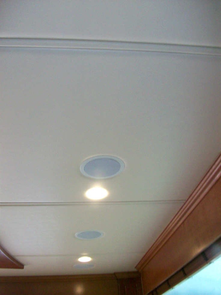 Ceiling Options Houseboat Refurbishing