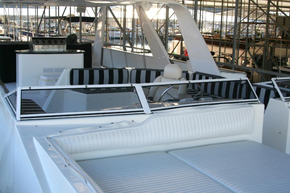 Flybridge Options Houseboat Refurbishing