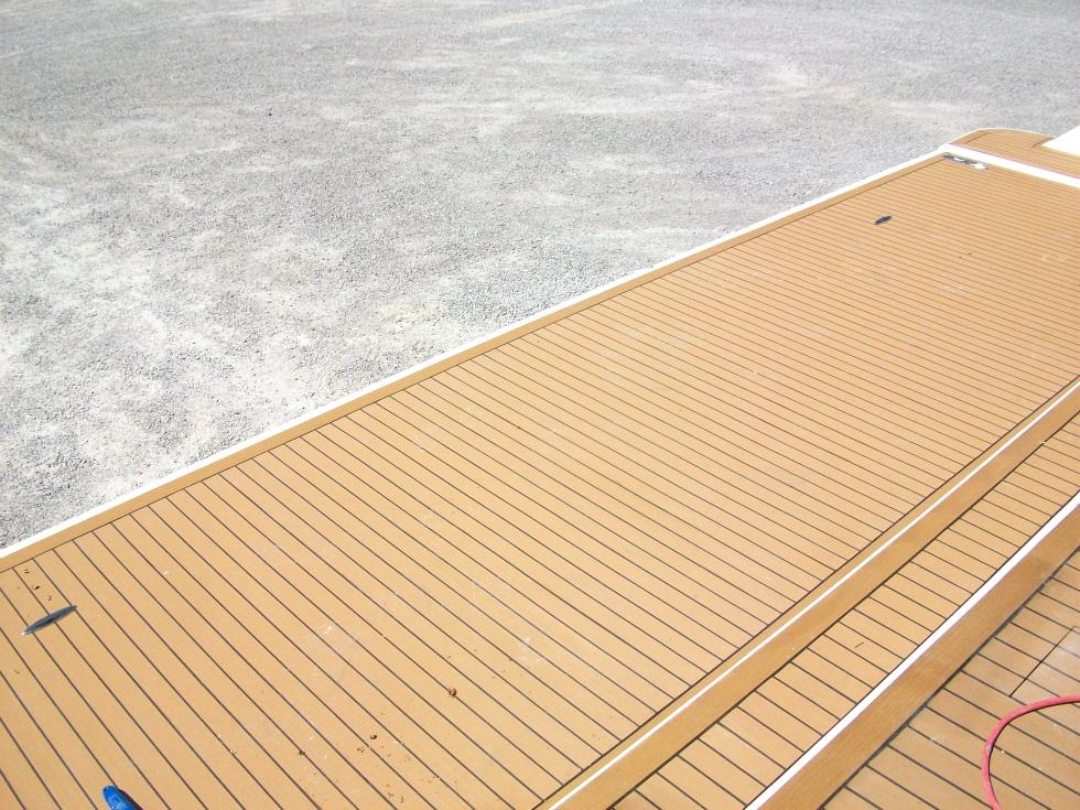 Swim Platform Options Houseboat Refurbishing