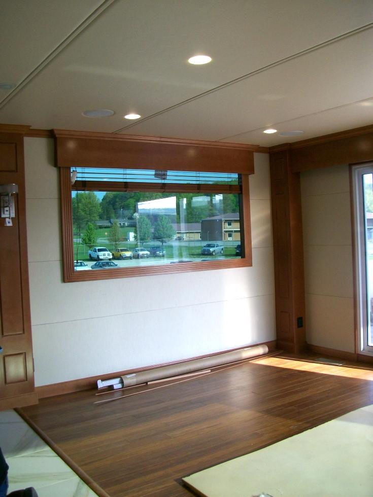 Interior Wall Options Houseboat Refurbishing