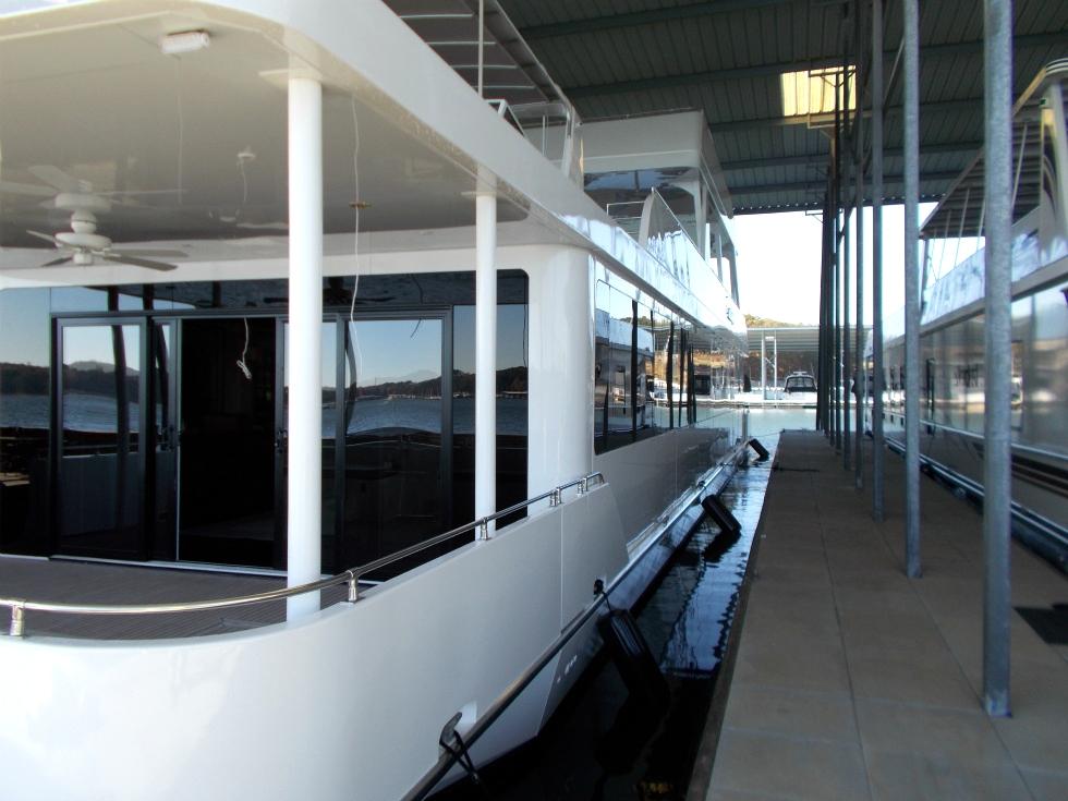 Railing Options Houseboat Refurbishing