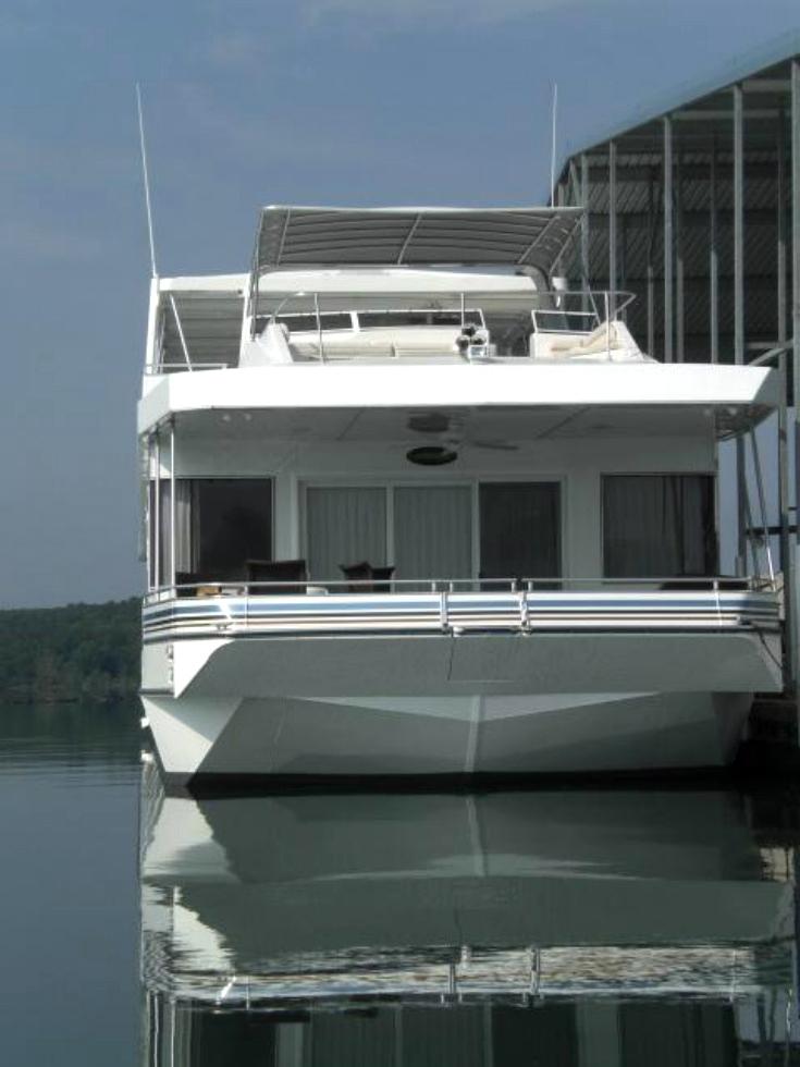 Standard Houseboat Houseboat Refurbishing