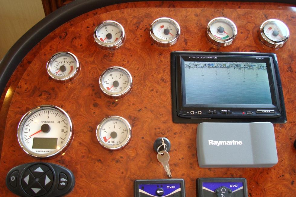 Electrical System Houseboat Refurbishing