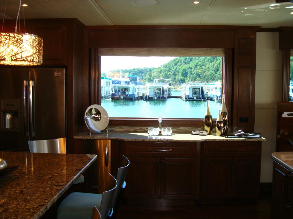 Houseboat Galley Houseboat Refurbishing