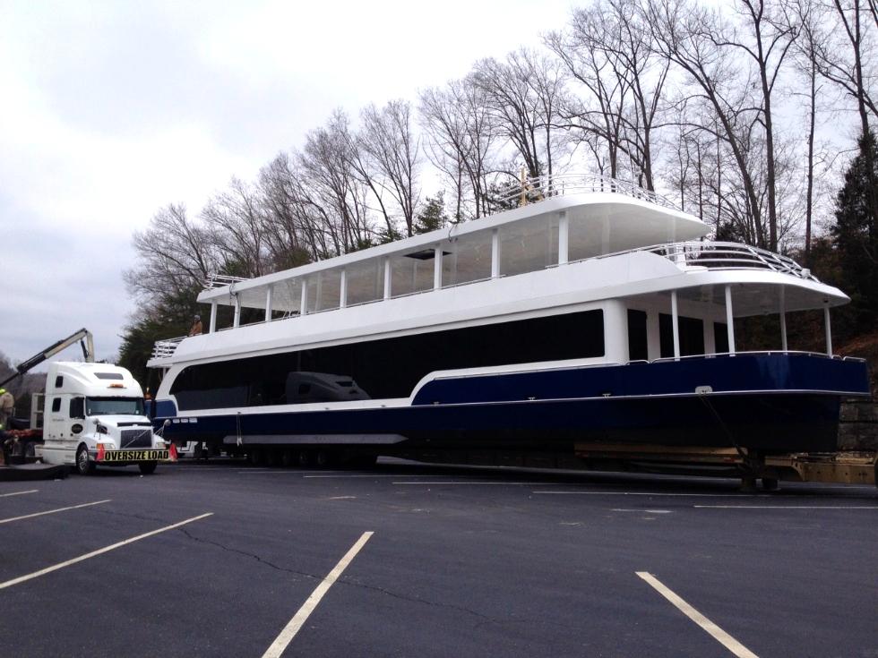 Build a Houseboat: M10084 Houseboat Refurbishing