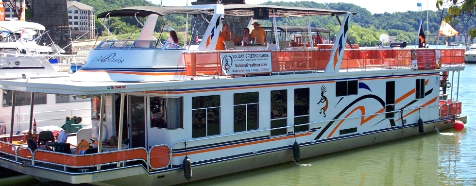2008 Sharpe 16 x 75WB Houseboat For Sale Houseboat Refurbishing